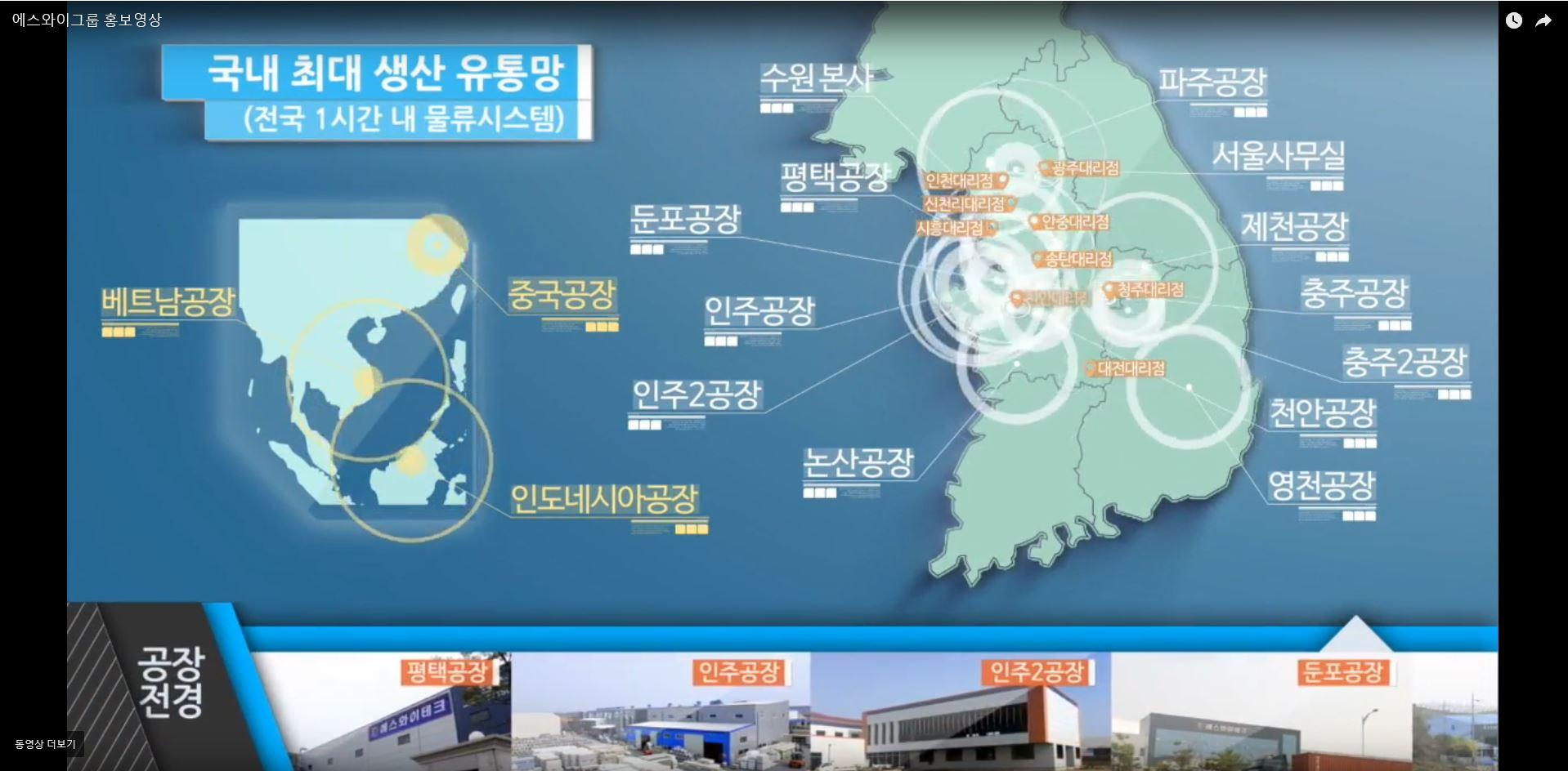 2016 에스와이그룹 홍보영상(그룹)