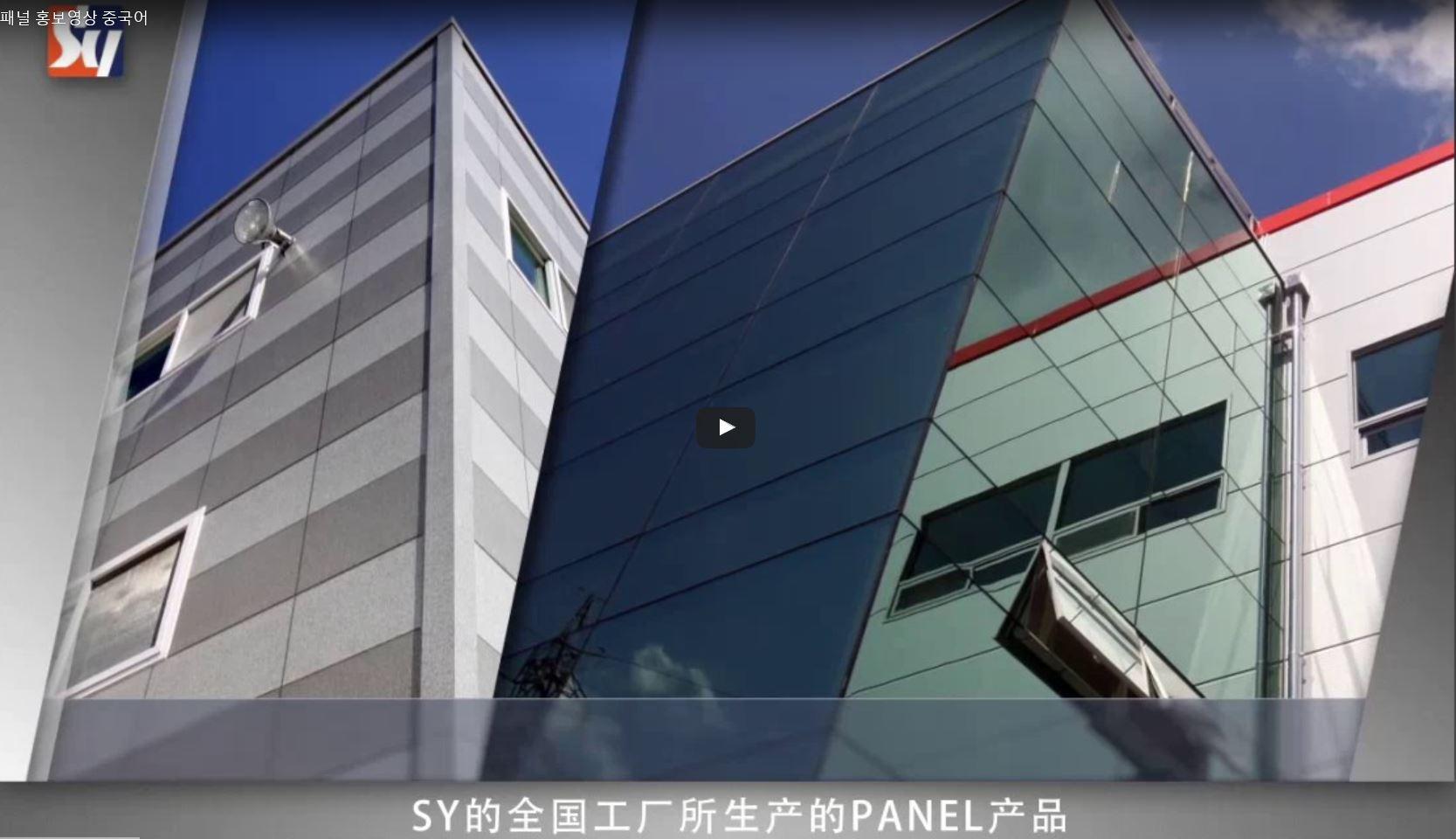 2016에스와이그룹 홍보영상(중국어)