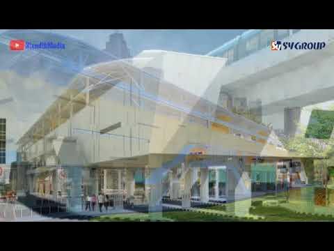 에스와이그룹 제품으로 지어진 인도네시아 자카르타 MRT 역사건물