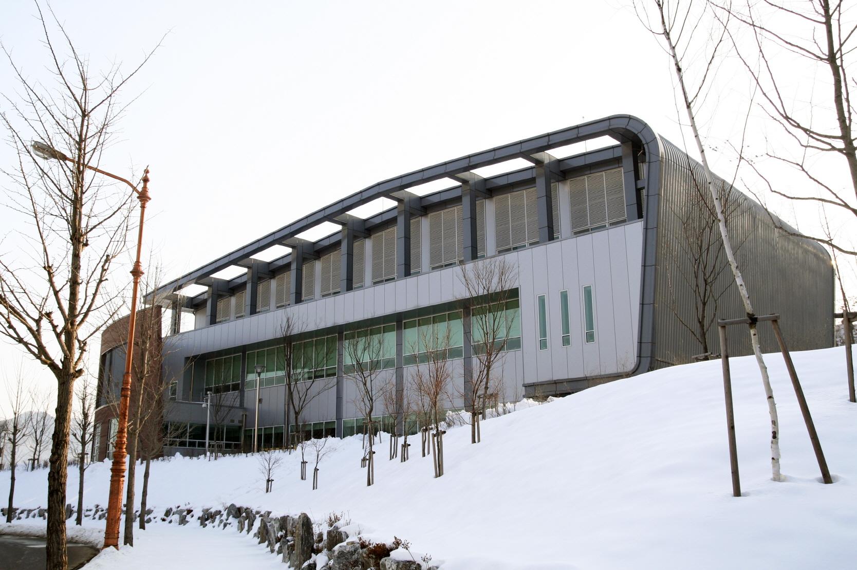 [메탈패널]홍천 국민체육센터