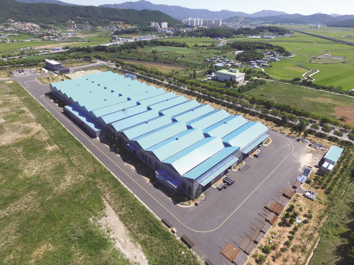 [ROOF]보령 영흥 철강 관창 공장